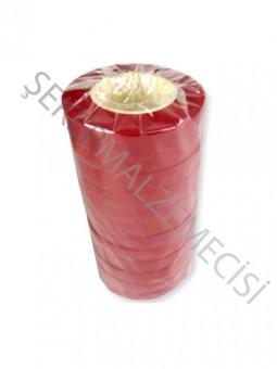 Çiçek Teli Sarma Bandı Kırmızı 229 Metre
