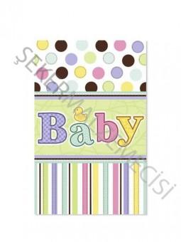 Baby Tiny Bundle Masa Örtüsü