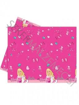 Barbie Sparkle Masa Örtüsü