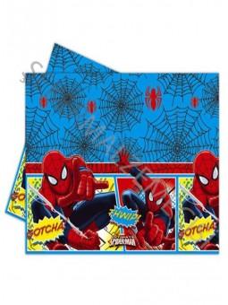Spiderman The Ultimate Masa Örtüsü