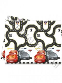 Cars 3 Masa Örtüsü