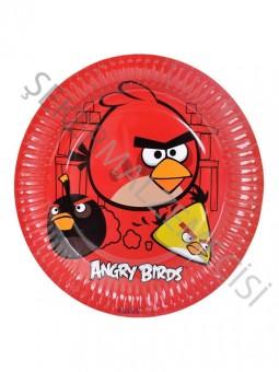 Angry Birds Tabak 23 cm