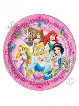Princess Animals Tabak 23 cm
