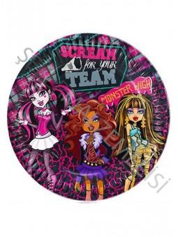 Monster High Klasik Tabak 23 cm