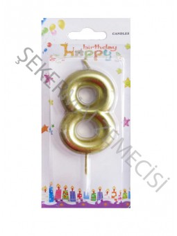 Mum 8 Yaş Altın