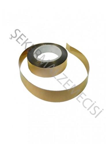 Rafya Parlak Metalize 8 mm Altın