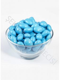 Çikolatalı Mavi Badem Draje - 500 Gr