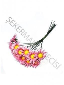 Papatya Çiçek Pembe